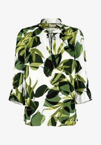 Alba Moda - Long sleeved top - weiß grün - 6