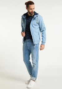 Schmuddelwedda - Soft shell jacket - denimblau - 1