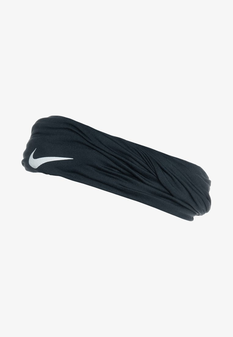 Nike Performance - DRI FIT WRAP - Snood - black/silver