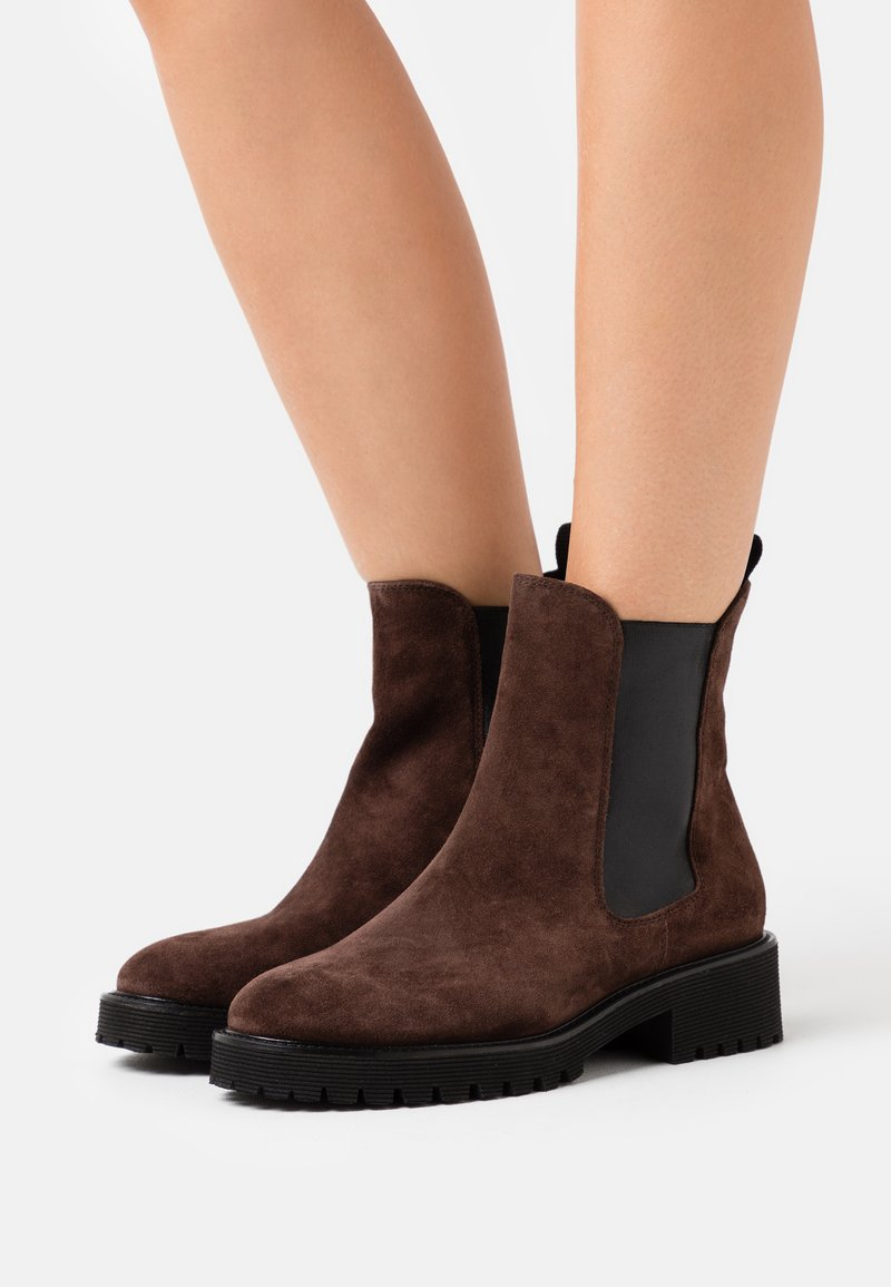 Högl - Classic ankle boots - brown