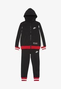 Nike Sportswear - AIR SET - Trainingsanzug - black - 3