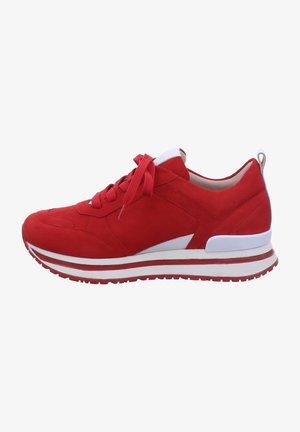 CALIFORNIA  - Sneakers laag - rot-kombi