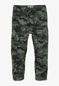 Cotton On - LOGAN CUFFED - Trousers - khaki - 0
