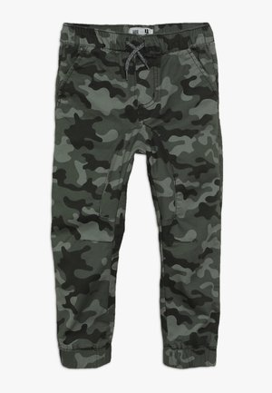 LOGAN CUFFED - Trousers - khaki