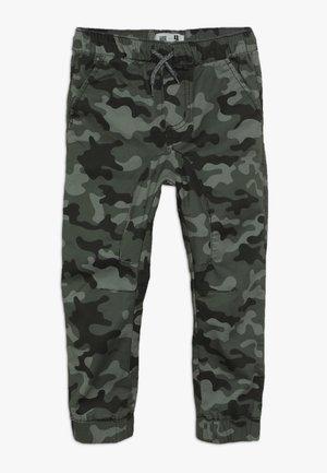 LOGAN CUFFED - Kalhoty - khaki