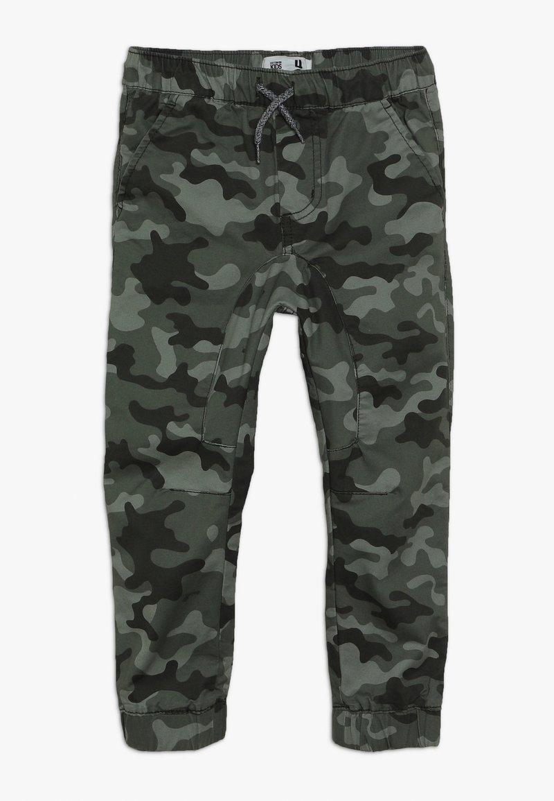 Cotton On - LOGAN CUFFED - Trousers - khaki