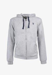 U.S. Polo Assn. - Zip-up sweatshirt - grau - 4