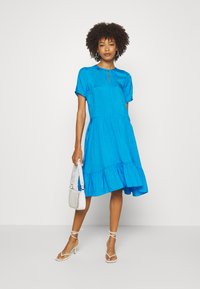InWear - FEDORA DRESS - Day dress - pacificblue - 1