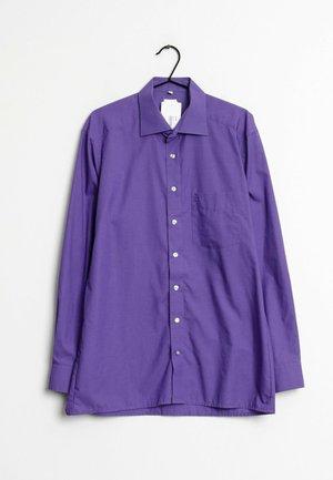 Chemise classique - purple