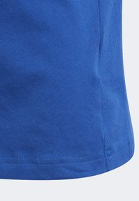 adidas Performance - LOGO T-SHIRT - Print T-shirt - blue - 4