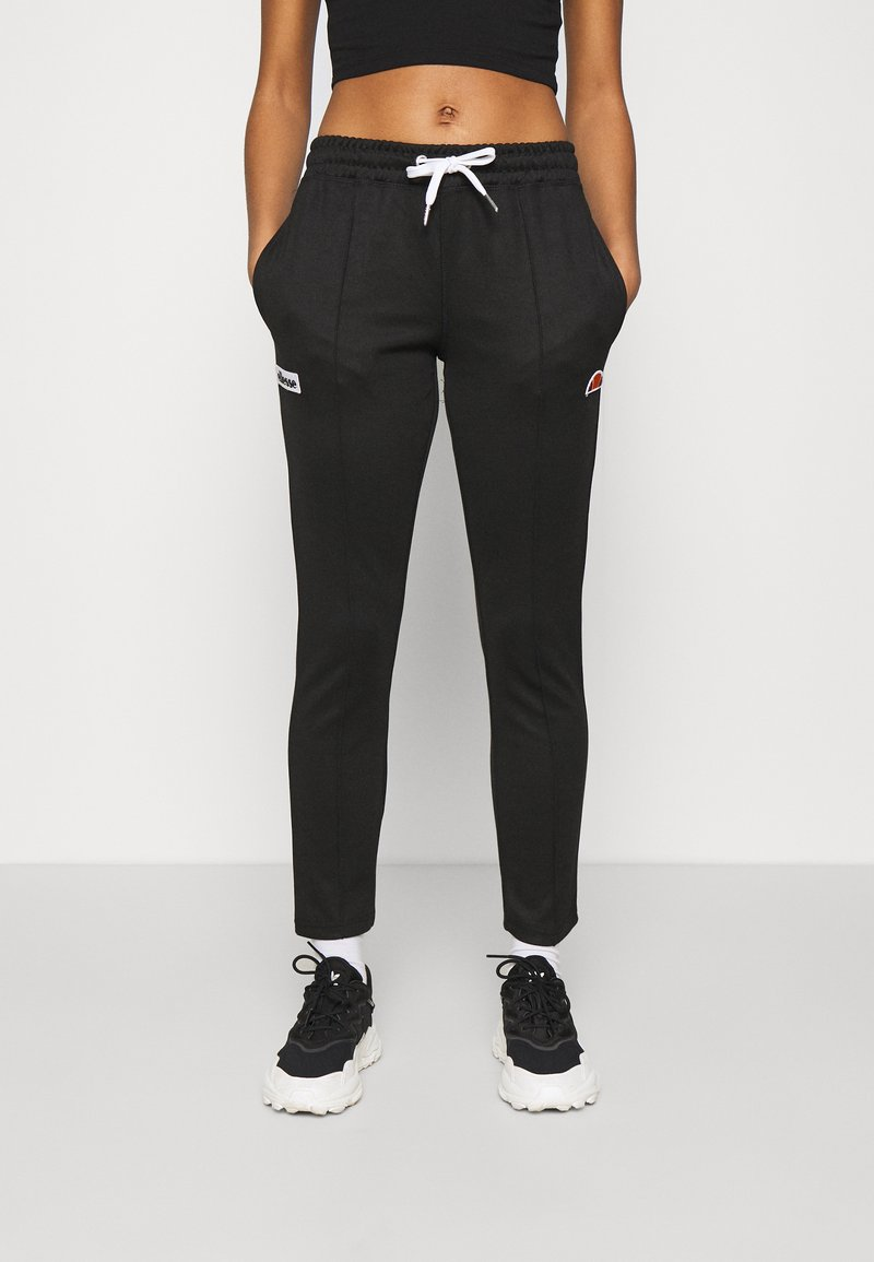 Ellesse - ADALINA - Tracksuit bottoms - black