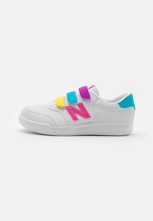PVCT60KL UNISEX - Sneakers basse - white/lolipop
