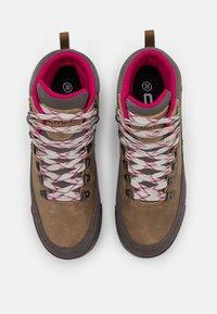 CMP - HEKA SHOES WP - Hiking shoes - biscotto/tortora - 3