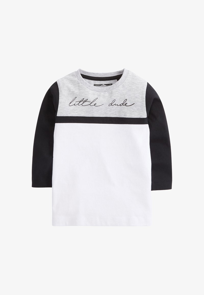 Next - Long sleeved top - white