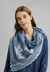 edc by Esprit - Foulard - light blue - 0