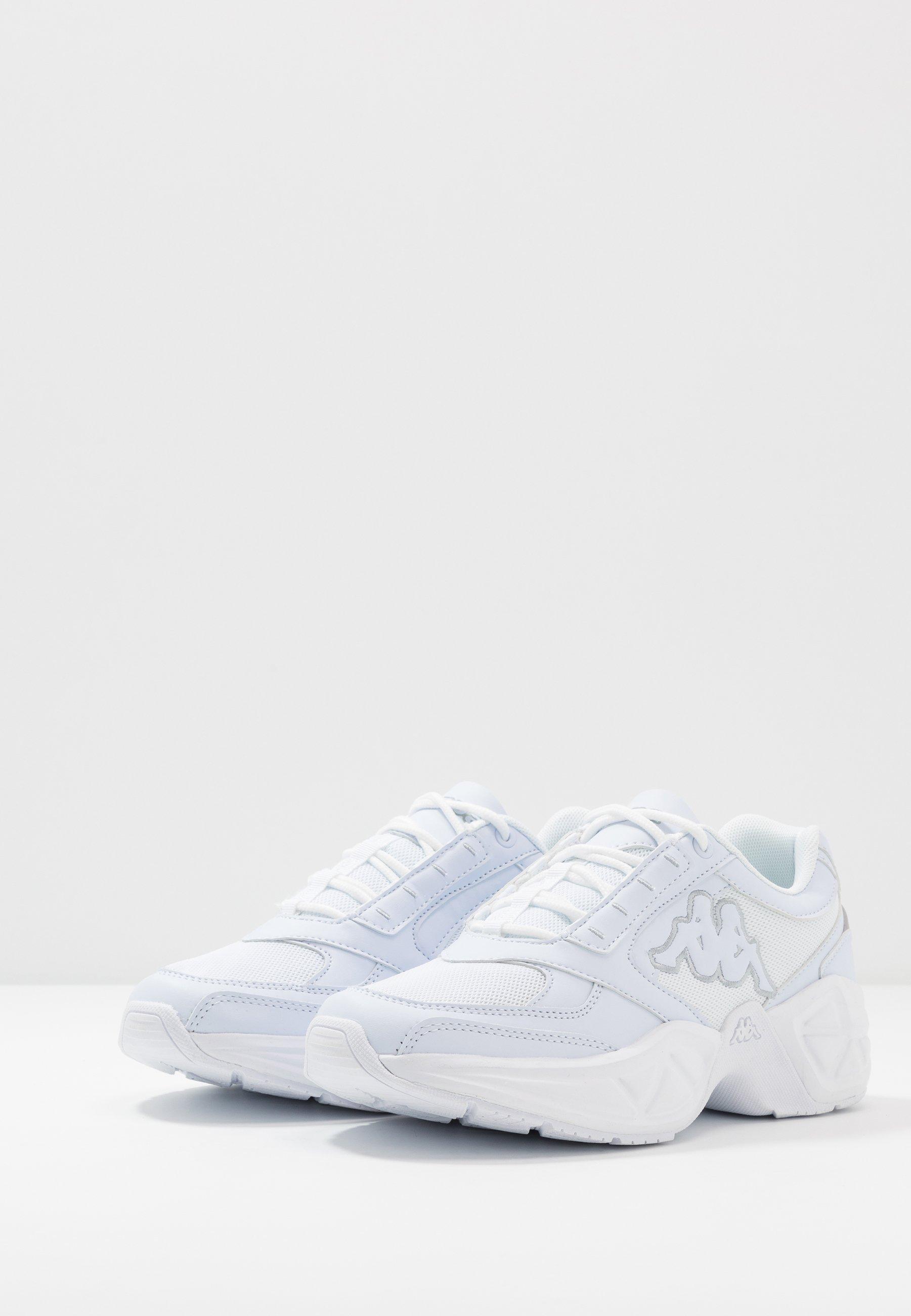 Get Cheapest Kappa KRYPTON - Sports shoes - white | men's shoes 2020 kOe5A
