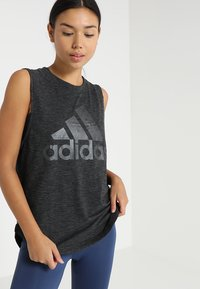 adidas Performance - ID WINNERS - Top - black - 0