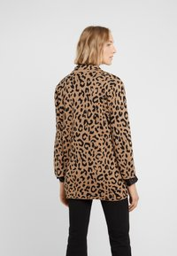 J.CREW - LEOPARD SOPHIE - Kardigan - heather acorn/black - 2