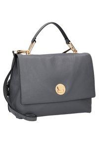 Coccinelle - LIYA  - Handbag - ash grey / noir - 2