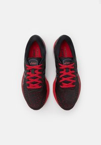 ASICS - GEL KAYANO 27 - Stabilty running shoes - classic red/black - 3