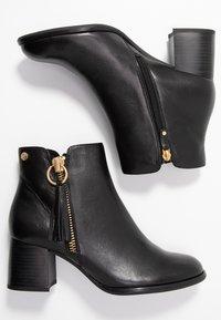 s.Oliver BLACK LABEL - Ankle Boot - black - 3