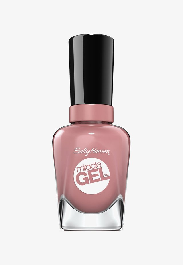 MIRACLE GEL - Nail polish - 244 mauve o-lous