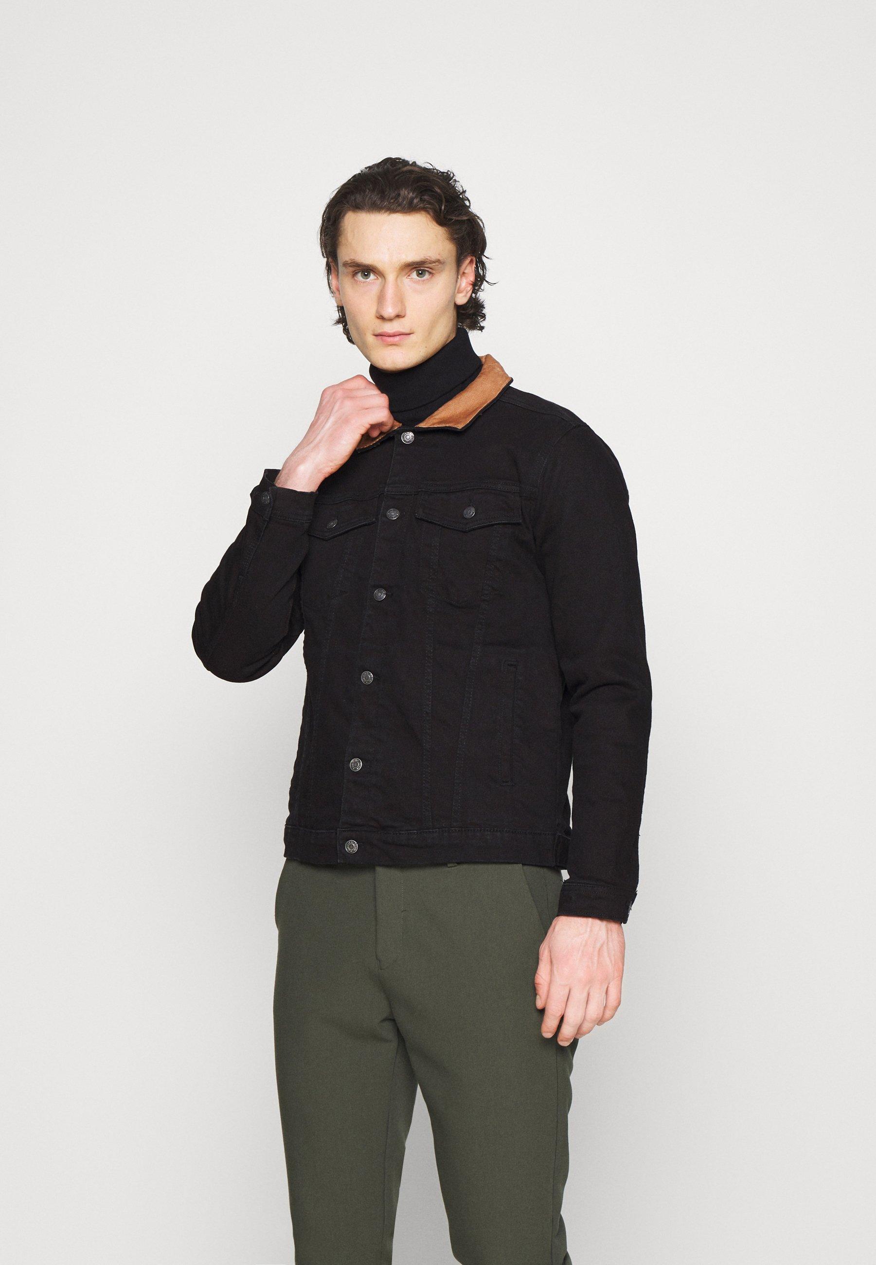 Men KASH JACKET - Denim jacket