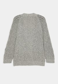 Cotton On - FLEUR CARDIGAN - Vest - grey - 1