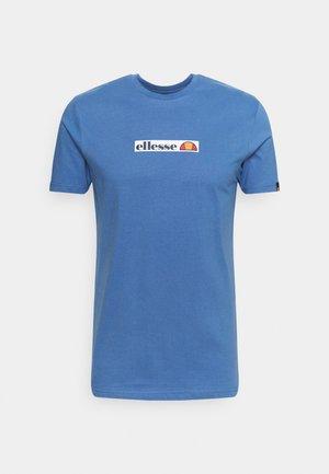 MALELI TEE - Print T-shirt - blue