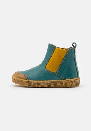 ROSARIO CHELYS MEDIUM FIT UNISEX - Classic ankle boots - petroleum