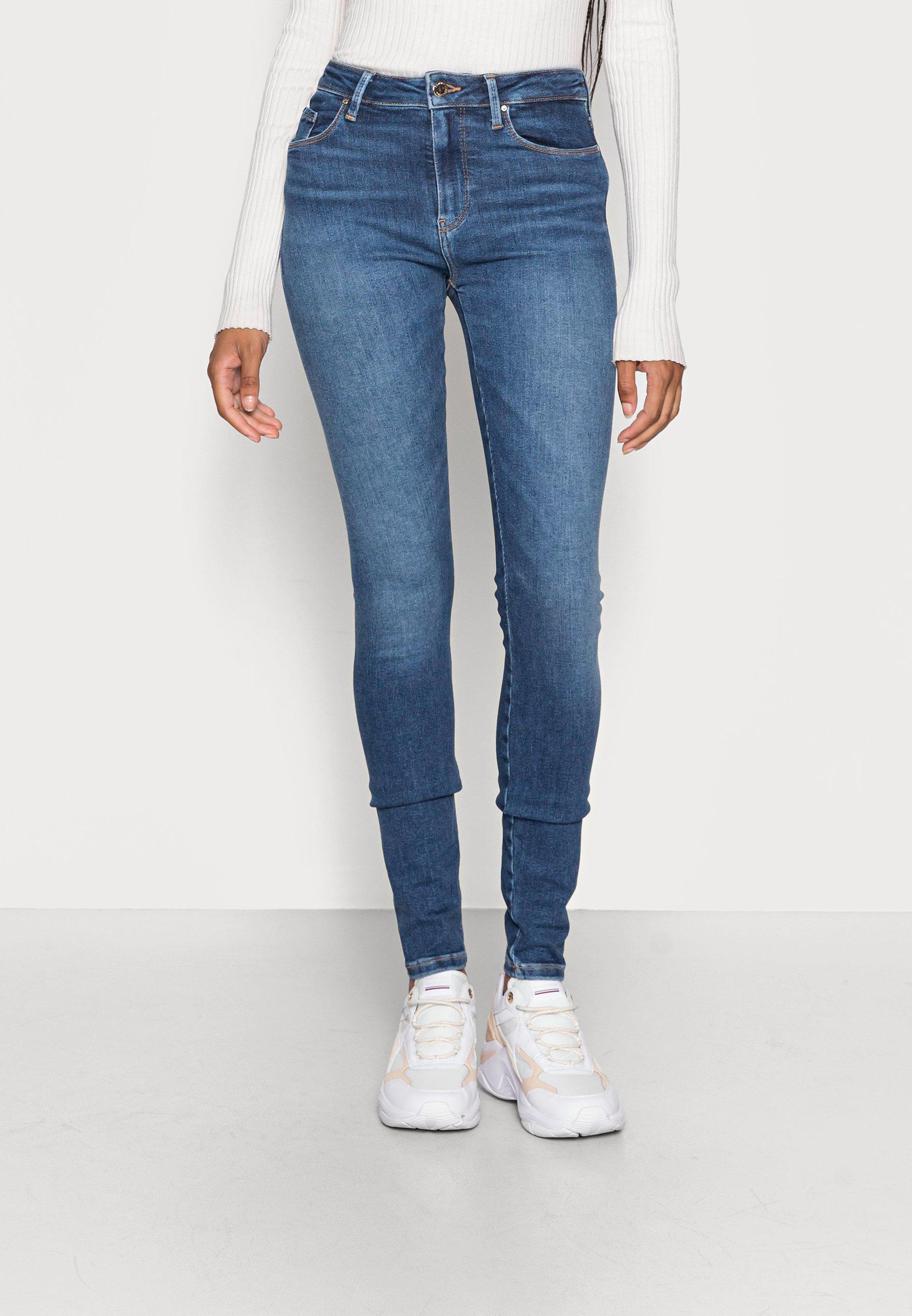 Women HIGH FLEX - Jeans Skinny Fit