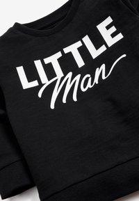 Next - LIGHTWEIGHT LITTLE MAN  - Sweatshirt - black - 2