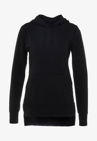 Nike Performance - YOGA COVERUP - Camiseta de manga larga - black - 4