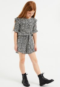 WE Fashion - Shorts - all-over print - 0
