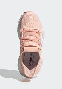 adidas Originals - U_PATH RUN SHOES - Trainers - glow pink/ftwr white/core black - 1