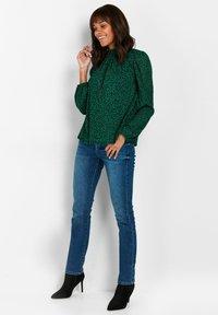 Wallis - Slim fit jeans - blue - 4
