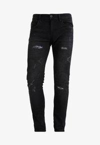 INDICODE JEANS - PALMDALE - Slim fit jeans - black - 5
