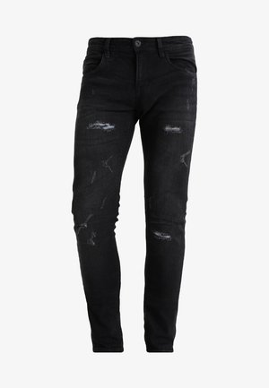 PALMDALE - Slim fit jeans - black