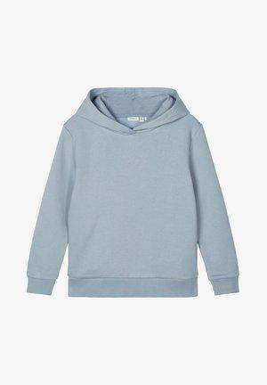 Hættetrøjer - dusty blue