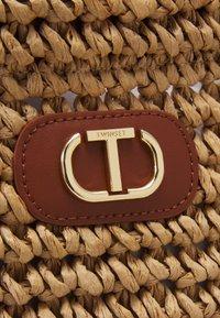 TWINSET - Tote bag - paglia - 4