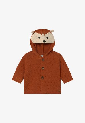 COOKIE BABY - Cardigan - rusty