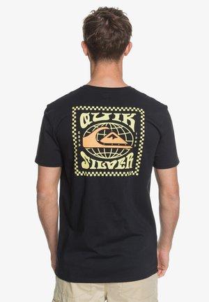 ROCK N STORMY  - Print T-shirt - black