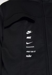 Nike Sportswear - Veste de survêtement - black/white - 5