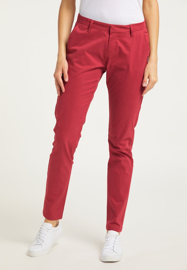Kalhoty - rot