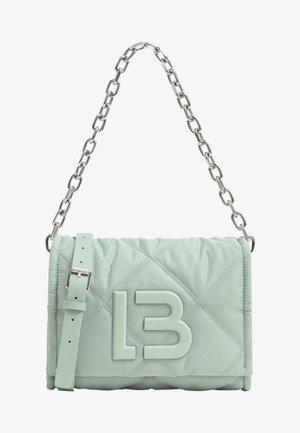 Across body bag - ice blue