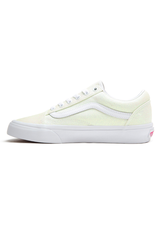 OLD SKOOL - Baskets basses - (uv glitter) pink/true white