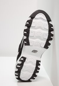 Skechers Sport - DLITES - Sneaker low - black/white - 4