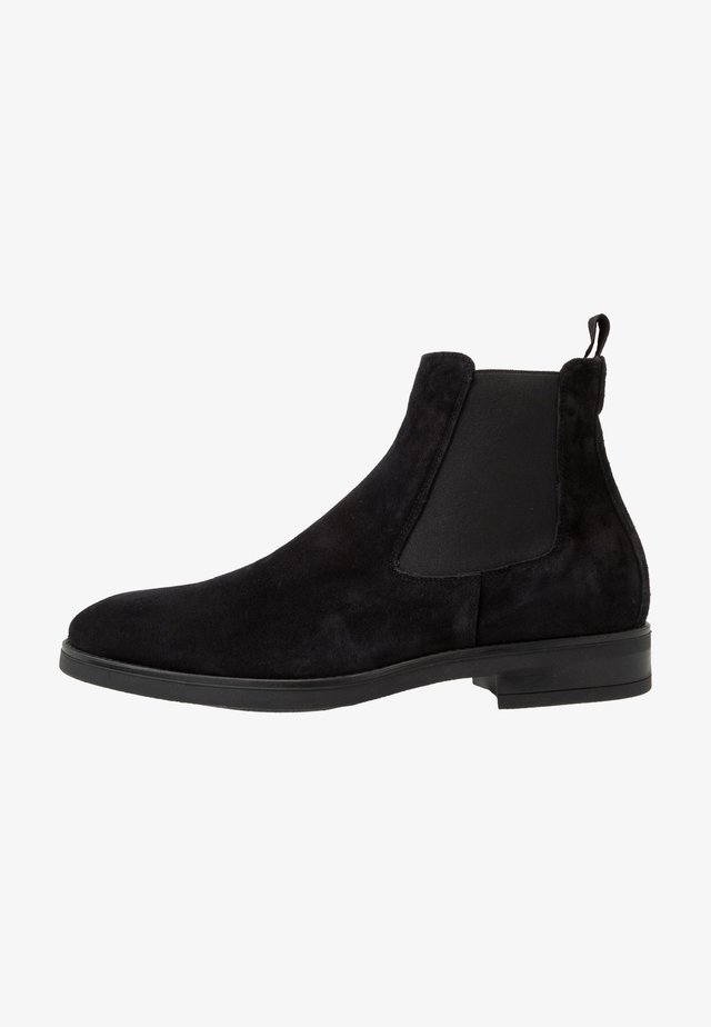 Classic ankle boots - foster/nero