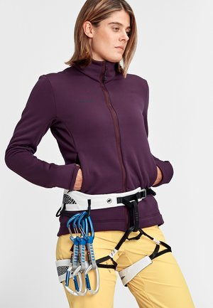 ACONCAGUA - Fleece jacket - blackberry