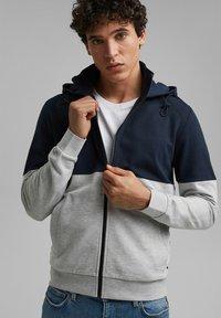 edc by Esprit - Zip-up sweatshirt - navy - 0